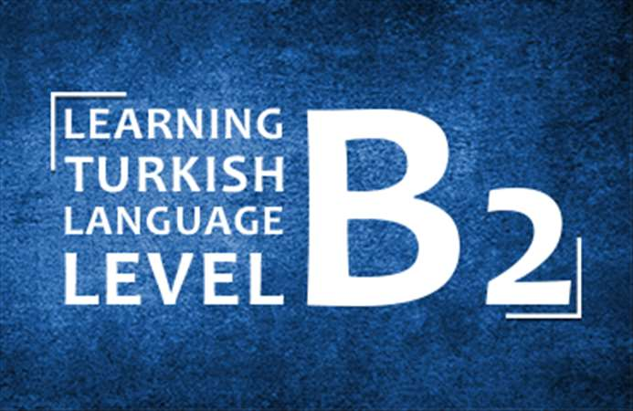 Turkish Language  Level: four, B2 105